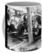 Car Accident, C1919 Coffee Mug