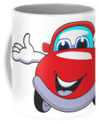 Car Coffee Mug