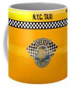 Car - City - Nyc Taxi Coffee Mug