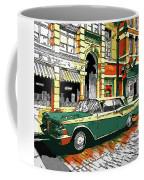 Car Club 1960s Coffee Mug