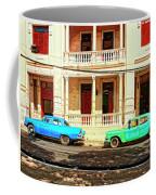 Car Club Coffee Mug