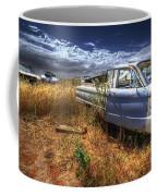 Car Graveyard Coffee Mug