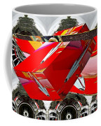 Car Hood As Art Coffee Mug