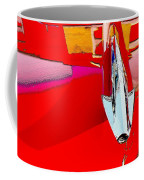 Car Hood Reflection Bump Map Coffee Mug