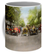 Car - Race - Hold On To Your Hats 1915 Coffee Mug