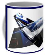 Car Reflection As Art 3 Coffee Mug