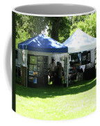 Car Show Booth 2011 Coffee Mug