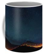 Car Trails Coffee Mug