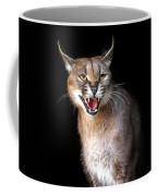Caracal Hissy Fit Coffee Mug