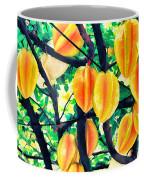 Carambolas Starfruits Coffee Mug