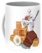 Caramel Chocolate Coffee Mug