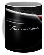 Carbon Black Thunder Coffee Mug