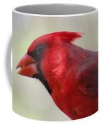 Cardinal Closeup D-bn2 Coffee Mug