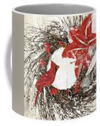 Cardinal Holiday I Coffee Mug