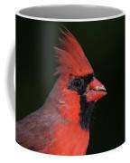 Cardinal Portrait Coffee Mug
