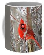 Cardinal Red Coffee Mug