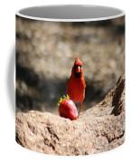 Cardinal Rule Coffee Mug