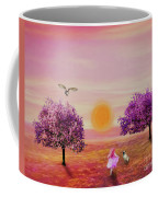 Carefree Childhood Days Coffee Mug