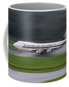 Cargo Coffee Mug