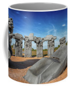 Carhenge Coffee Mug