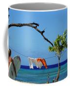 Caribbean Blues 3 Coffee Mug