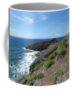 Caribbean Coastal Path Coffee Mug