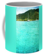 Caribbean Cruising Coffee Mug