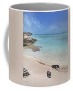 Caribbean Flippin Flops Coffee Mug