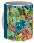 Caribbean Jungle Coffee Mug