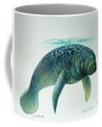 Caribbean Manatee Coffee Mug
