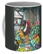 Caribbean Market Day Coffee Mug