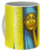 Caribbean Mystery Lady Coffee Mug