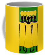 Caribbean Yellow Coffee Mug