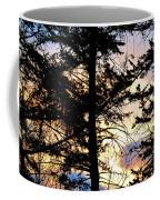 Cariboo District Sunset Coffee Mug
