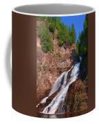 Caribou Falls Coffee Mug