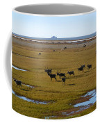 Caribou Herd Coffee Mug