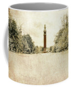 Carillon In The Snow Coffee Mug