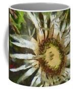 Carline Thistle Coffee Mug