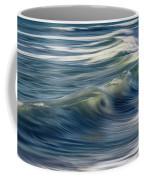 Ocean Wave Abstract Coffee Mug