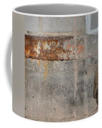 Carlton 16 Concrete Mortar And Rust Coffee Mug