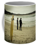 Carmel Beach, Ca Coffee Mug