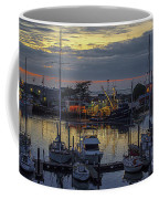 Carmel Coast Marina Coffee Mug