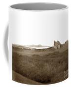 Carmel Mission Circa 1885 Coffee Mug