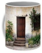 Carmel Mission Door Coffee Mug