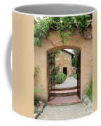 Carmel Mission Path Coffee Mug