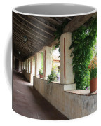 Carmel Mission Walkway Coffee Mug