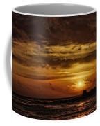 Carmel Sunset Coffee Mug