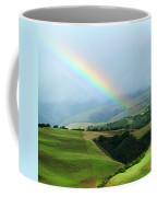 Carmel Valley Rainbow Coffee Mug
