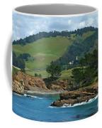 Carmelite Monastery Near Point Lobos Coffee Mug