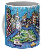 Carmine Street Coffee Mug